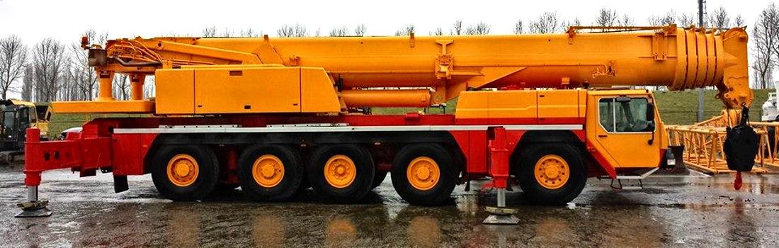 Liebherr LTM 1200
